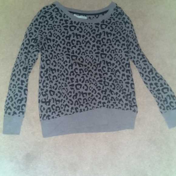 Maurices Sweaters - Maurice's leopard sweater